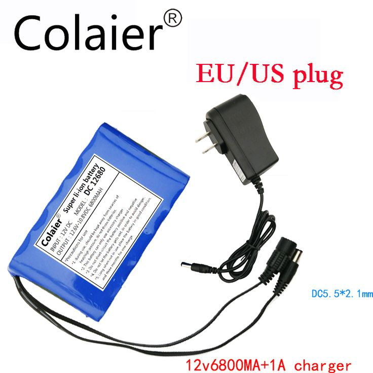 compare prices colaier new portable lithium ion battery