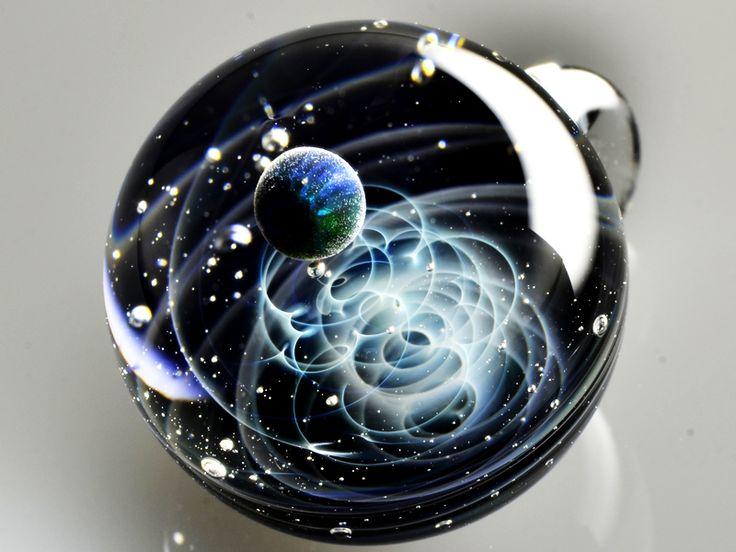 +α [プラスアルファ]   宇宙ガラス   ギャラリー