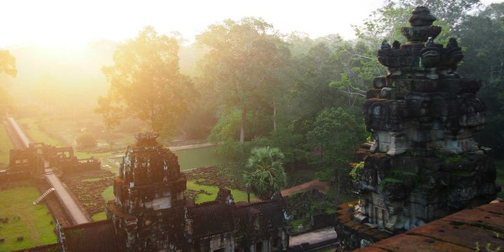 Siem Reap - Temples of Angkor: wonder of the world - Coddiwompling