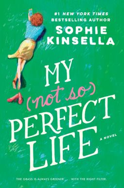 Check out this review of Sophie Kinsella's My (No So) Perfect Life.#BookReview @yesnofilms
