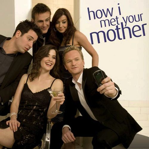 Mix of Colors and Patterns: Séries: How I Met Your Mother