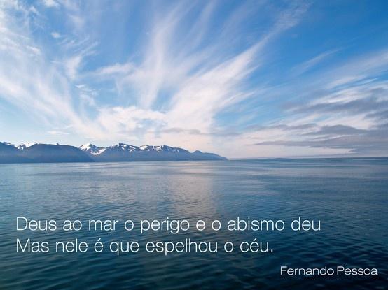 Mar Portugês - Fernando Pessoa