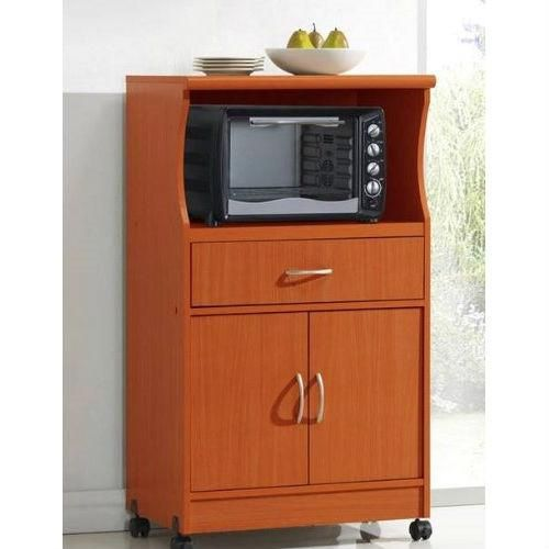 Kitchen Without Furniture: Best 25+ Microwave Cabinet Ideas On Pinterest