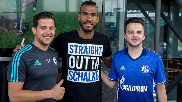 FIFA-Challenge mit Eric Maxim Choupo-Moting. Mitmachen auf schalkebonus.de