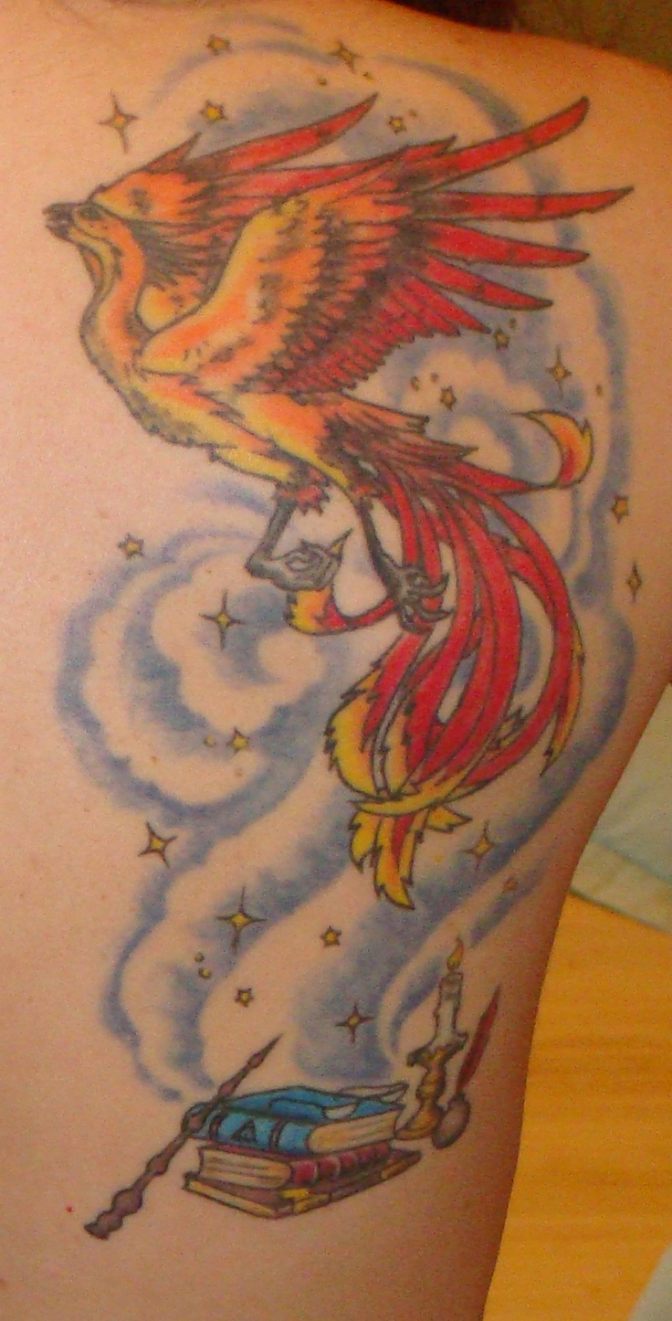 17 best images about harry potter sleeve tattoo on for Harry potter sleeve tattoo