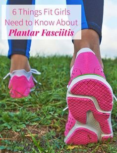 Plantar Fasciitis Treatment and Causes: 6 Things Every Fit Girl Must Know - If you've ever experienced the heel hell that is plantar fasciitis, you know that piercing pain in the bottom of your foot can seriously cramp an active girl's style. But what is plantar fasciitis? And what are some plantar fasciitis treatments? We turned to Dr. Marlene Reid, a spokesperson for the American Podiatric Medical Association (APMA), for the foot pain facts.