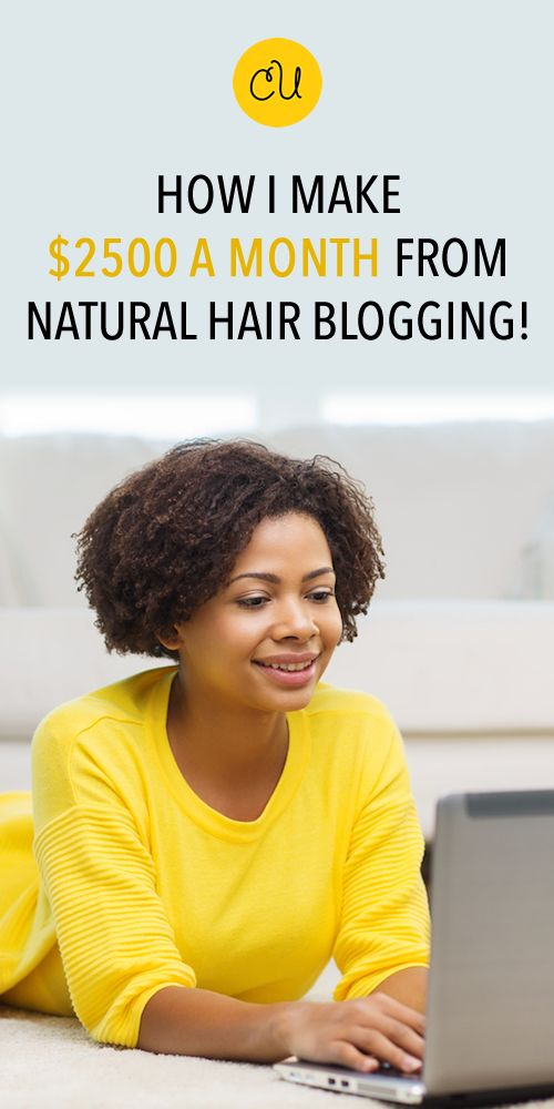 make money from blogging, natural hair, curly hair, blogs, blog revenue, digital nomad, location independent, afro,