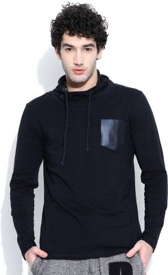 Dream of Glory inc. Full Sleeve Solid Men's Sweatshirt - Buy Navy Dream of Glory inc. Full Sleeve Solid Men's Sweatshirt Online at Best Prices in India | Flipkart.com