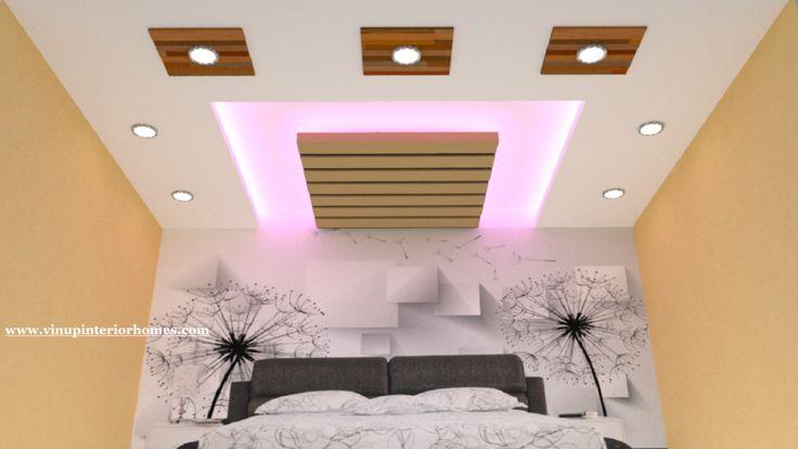 Best Latest Gypsum False Ceiling Designs For Bedroom Simple 400 x 300