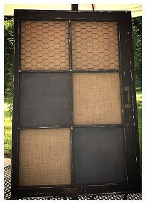 chalkboard paint window old upcycle art, chalkboard paint, crafts, repurposing upcycling