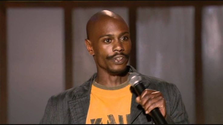Dave Chappelle **For What It's Worth** - my favorite comedian ever. I listen to this whenever I work.
