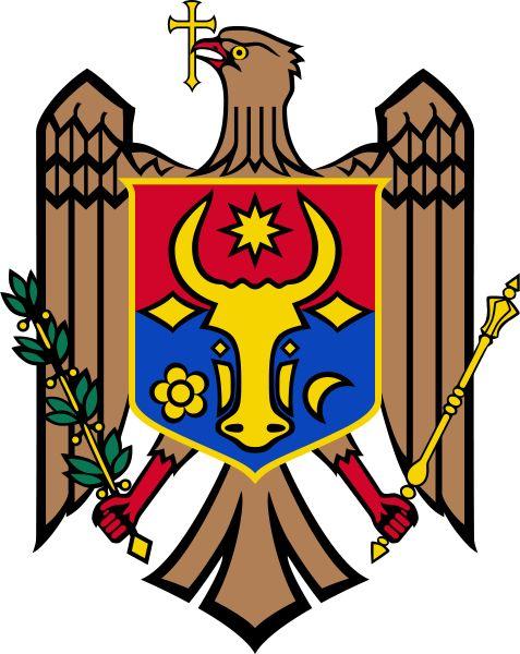 Coat of arms of Moldova - Moldova - Wikipedia, the free encyclopedia
