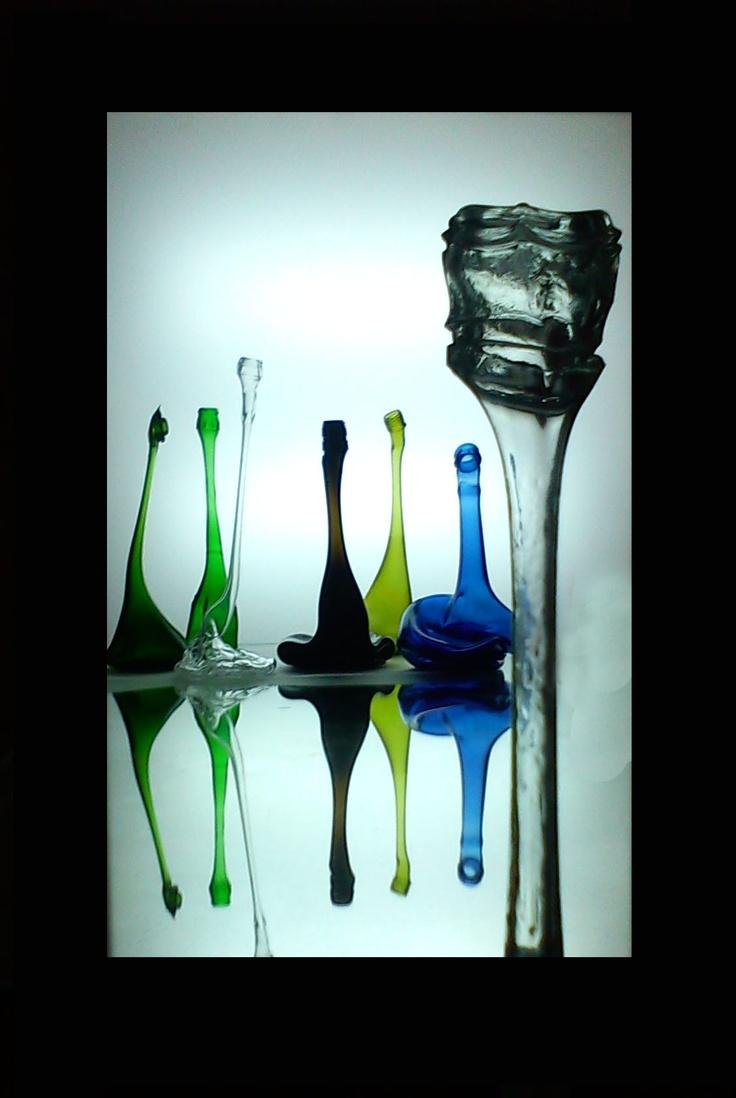 22 best u n me bottle art mumbai india https www for Liquor bottle art