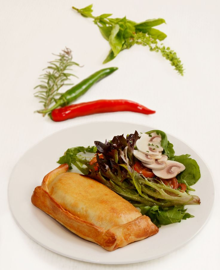 Traditional Chillian Empanada from LeChile Restaurant