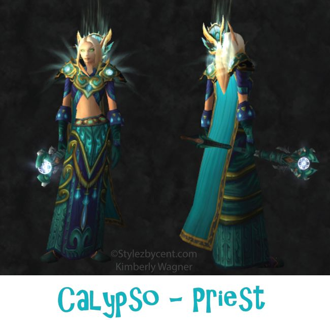 Holy paladin or disc priest twink
