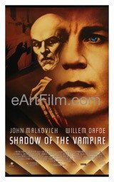 Shadow Of The Vampire 2000 27x41 One Sheet United States