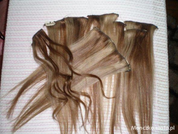 Naturalne włosy   Cena: 60,00 zł