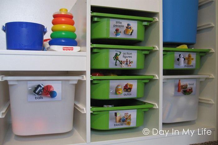 Mejores 95 im genes de organizaci n reciclaje en - Organizacion habitacion infantil ...