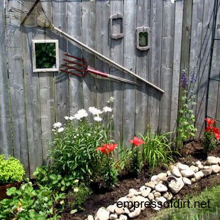 1000 images about hometalk gardening inspiration great garden backdrops on pinterest - Rustic flower gardens ...