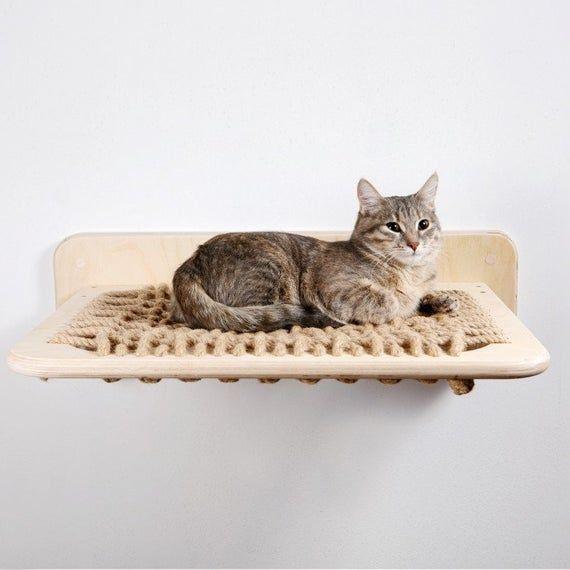 Hangematte Jute Faser Jede Katze Ist Ein Wenig Trab Wissen Sie