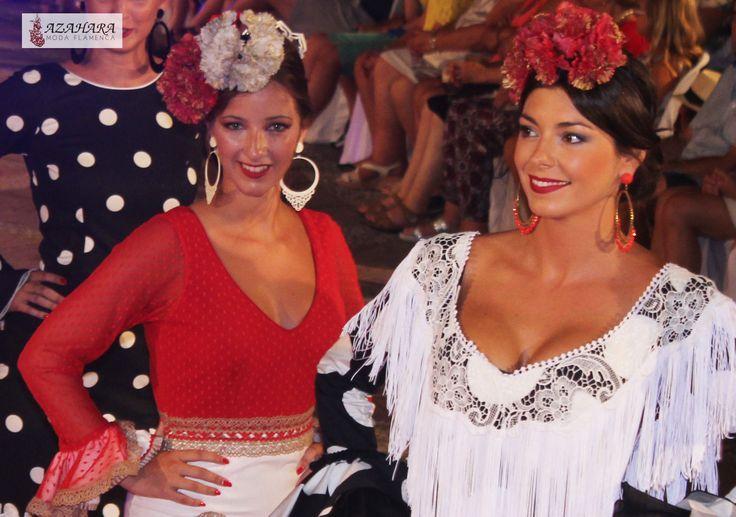 #azaharamodaflamenca #azahara #modaflamenca #trajesdeflamenca #Fuengirola #flamencodress #complementosdeflamenca #pasarela #modelos #trajesdegitana #feria #desfile
