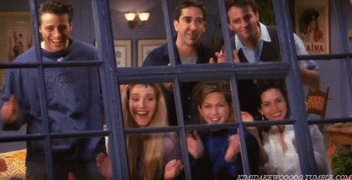 "I got 18 out of 18 on How Well Do You Know The First Episode Of ""Friends""?!"