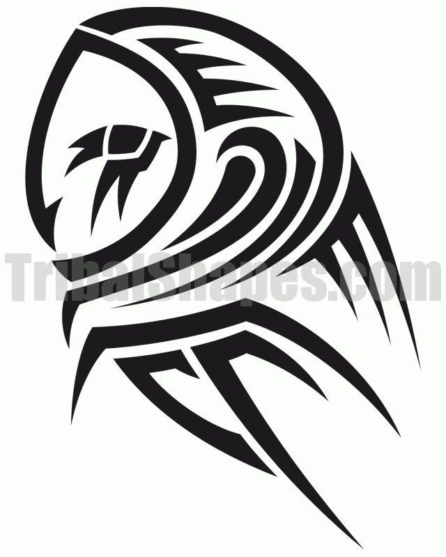 best 25 tribal owl tattoos ideas on owl