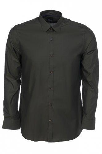 Gibson Plain Longsleeved Shirt Green  #shirt #shirts #mens #style #fashion #formal #menswear #trend #designer #shirting #smart