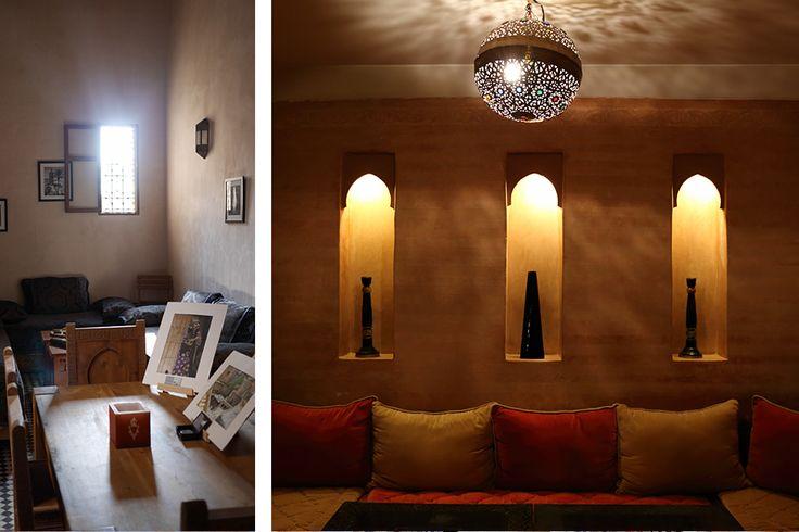 【モロッコの宿のこと】 2.リヤドの選び方