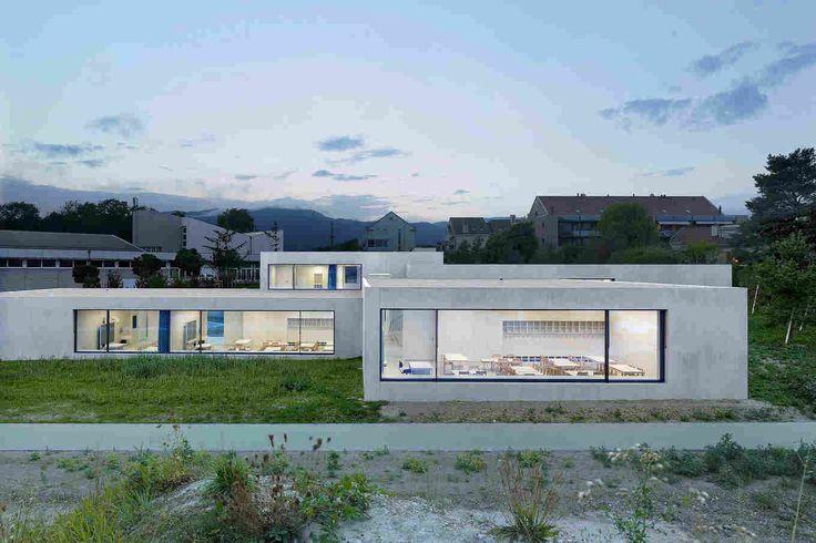 Детский сад-ясли в Швейцарии