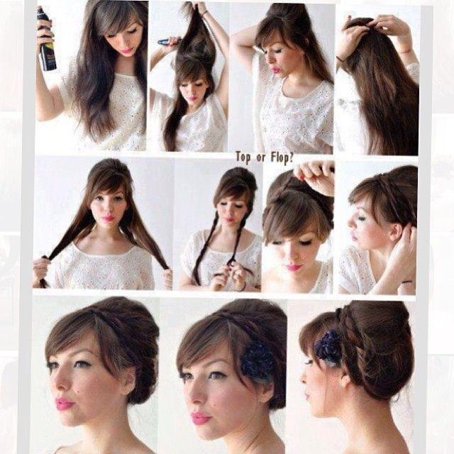#hår #stil