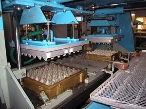Moulds used the various liquid or pliable material like plastic, glass, metal etc raw materials to make a desirable objects.