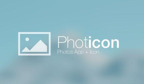 Photicon, un tweak che rende animata l'icona dell'app Foto con le ultime fotografie   appleiDea