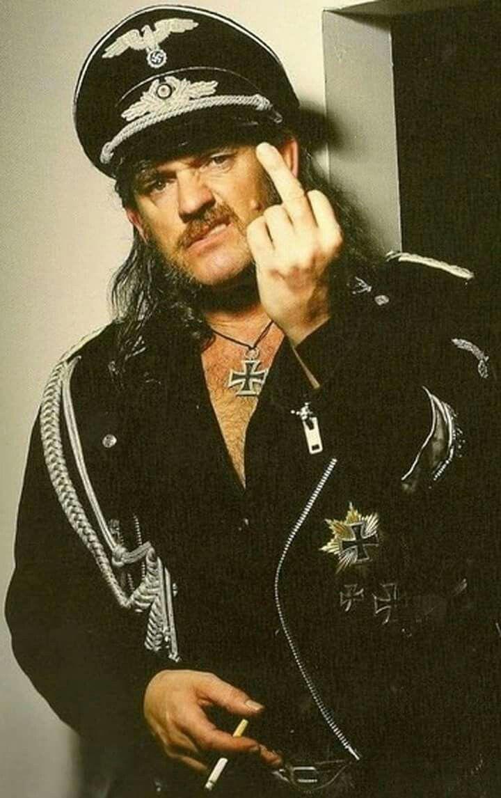F**k anime?🐉 | Lemmy, Lemmy kilmister, Lemmy motorhead