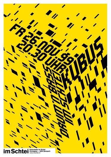 poster by im schtei