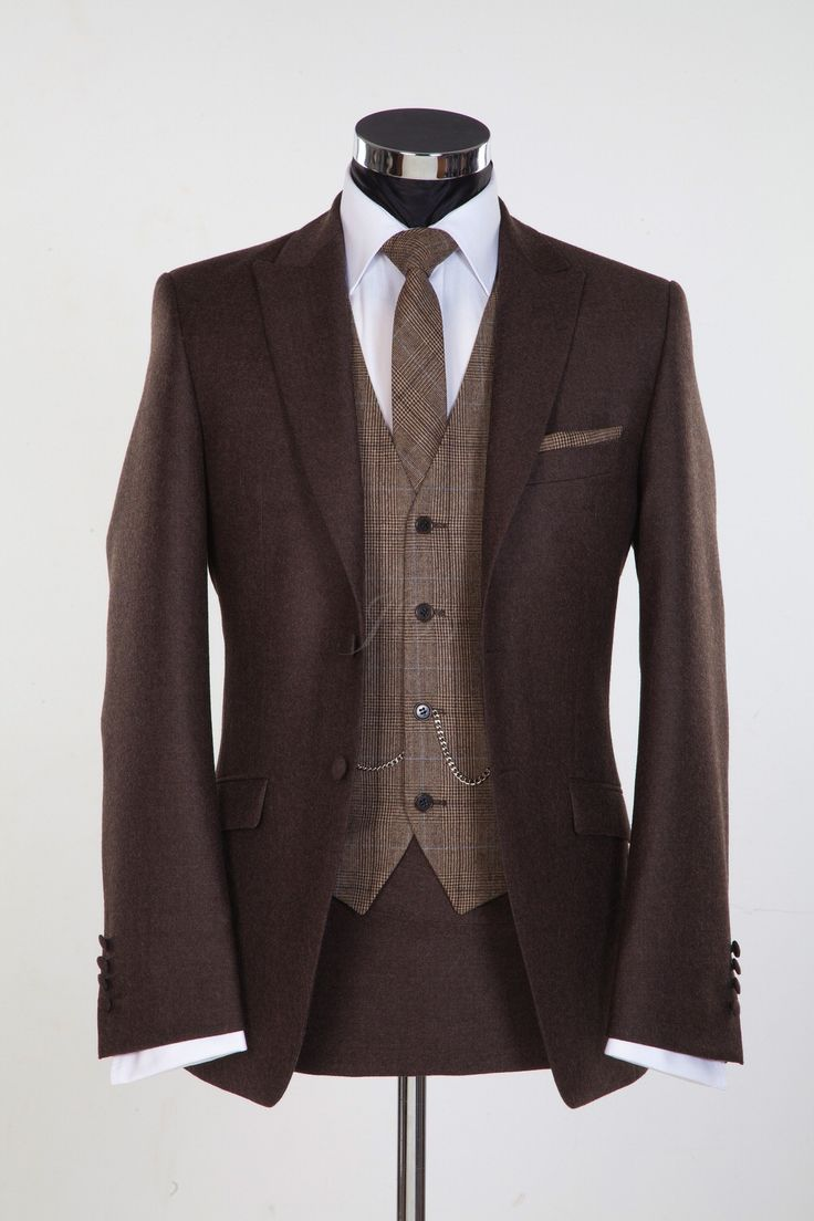 Wedding Trends For Grooms For 2015 From Gentlemens Outfitters Jack Bunneys Including Flannel, Patterned Waistcoats And Coloured Suits