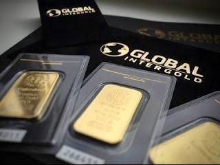 Gold 4 You NEWS: Global InterGold świetne zarobki w złocie przy wsp...