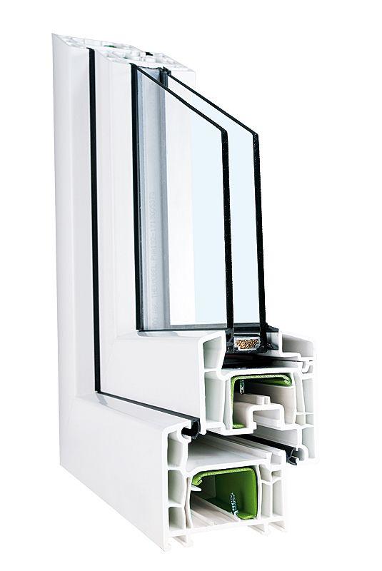 ABM - Jędraszek: Okna i Drzwi PCV i ALU - EFECTLINE