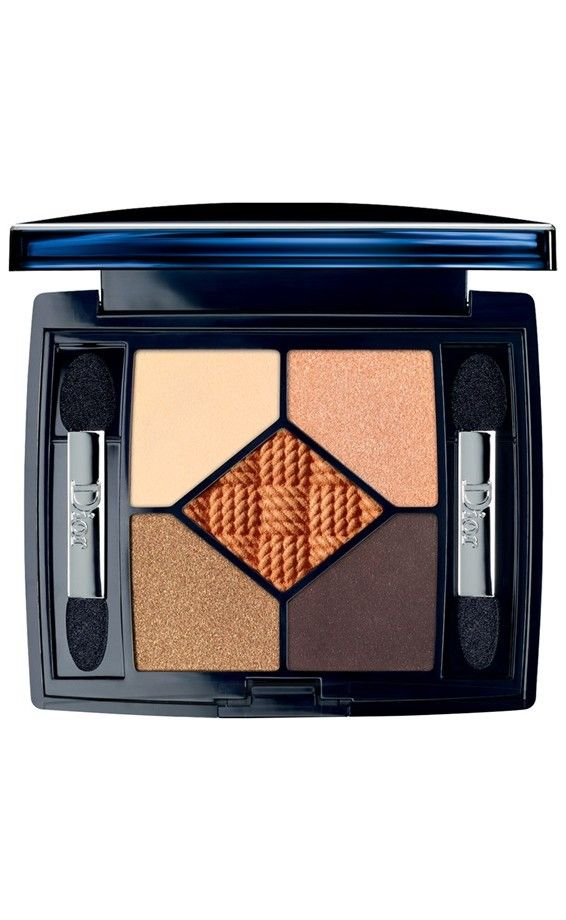 "This is the best eye palette ever! ""5 beautiful Dior shadows, all in one palette!"""