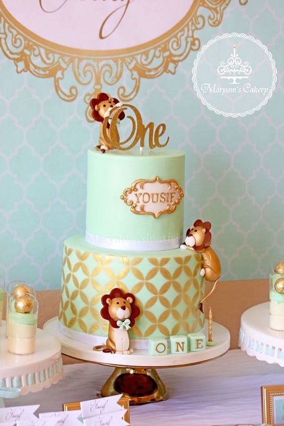 The 25 best Lion birthday cakes ideas on Pinterest Lion cakes