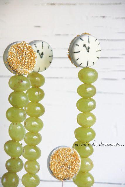 Nos comemos las uvas??? ~ En mi nube de azucar....