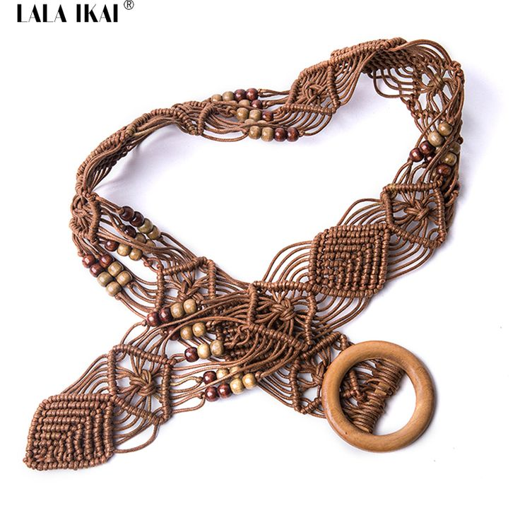 Cheap Boho Estilo Cuerda Correa de Las Mujeres de La Vendimia de Punto Cinturones Mujer Cinturones de Mujer Cinturones de Diseñador de Moda Marca de Verano Crochet ZWW0175 5, Compro Calidad Cinturones y Fajas directamente de los surtidores de China: Boho Estilo Cuerda Correa de Las Mujeres de La Vendimia de Punto Cinturones Mujer Cinturones de Mujer Cinturones de Diseñador de Moda Marca de Verano Crochet ZWW0175-5