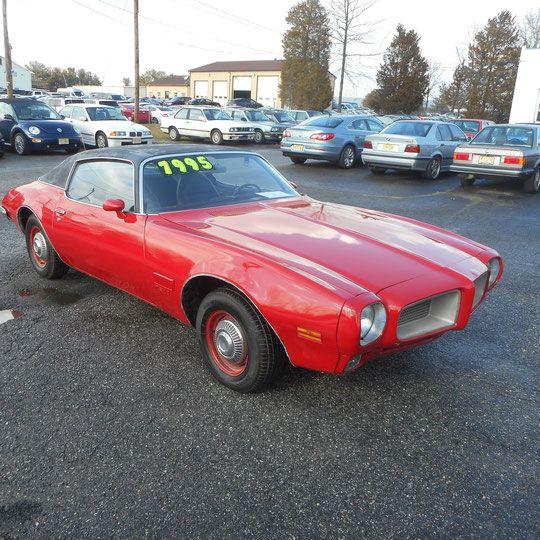1971 Pontiac Firebird Esprit FOR SALE
