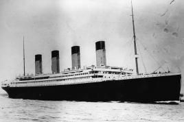 02 January 17 The sinking of the RMS Titanic may have been caused by an enormous fire on board, not by hitting an iceberg in the North Atlantic, experts have claimed, as new evidence has been published to support the theory. More than 1,500 passengers lost their lives when the Titanic sank on route to New York from Southampton in April 1912.