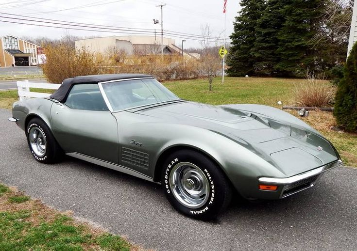 1971 Chevrolet Corvette for sale #1848044 - Hemmings Motor News