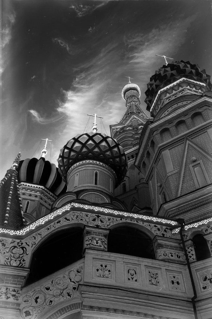 St. Basil's Cathedral by Ivan Popov on 500px
