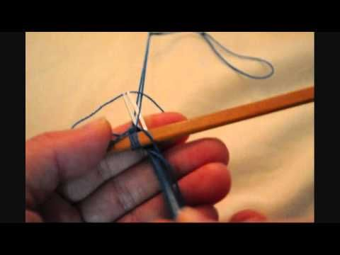 Filet in tondo - Parte 3 - YouTube