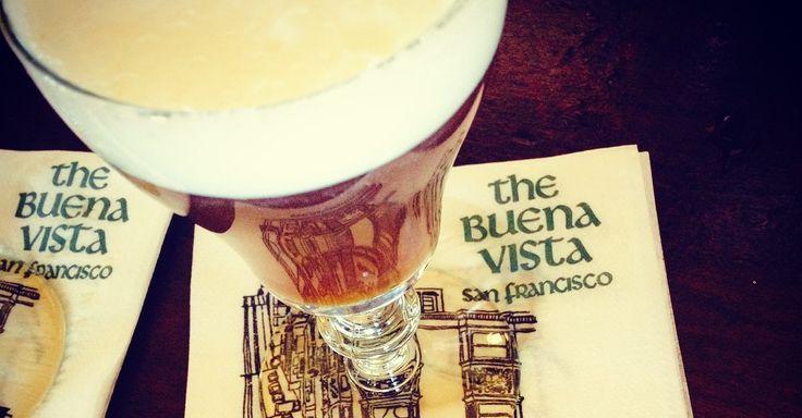 San Francisco Spotlight: Irish Coffee at Buena Vista Café