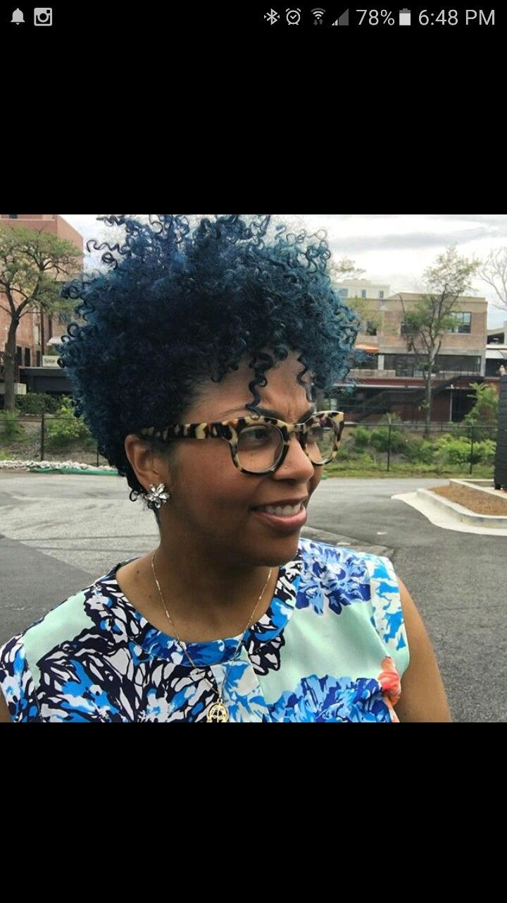 African naturalistas how to style your natural hair mohawk - Tapered Cut Taper Color Natural Hair