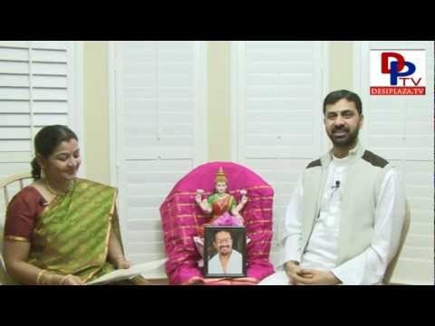 Interview with Sri.M.K.Ramanujam from Global Organization for Divinity.